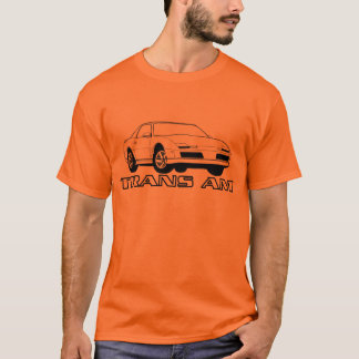Pontiac Firebird Trans Am Shirt