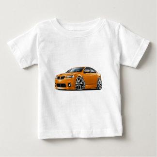Pontiac G8 GXP Orange Car Baby T-Shirt