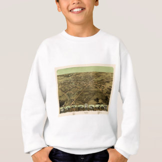 Pontiac Michigan 1867 Sweatshirt
