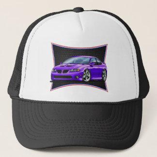 Pontiac_New_GTO_Purple Trucker Hat