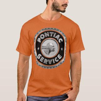 Pontiac Service T-Shirt