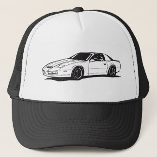 Pontiac Trans Am Trucker Hat