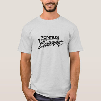 Pontius Excitement! T-Shirt