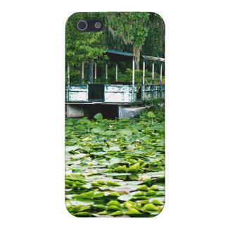 Pontoon Boat iPhone 5 Cases