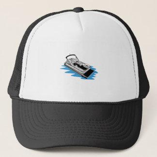 Pontoon Trucker Hat
