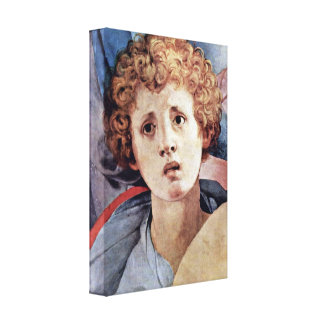 Pontormo - The Cross of Christ Detail Stretched Canvas Prints