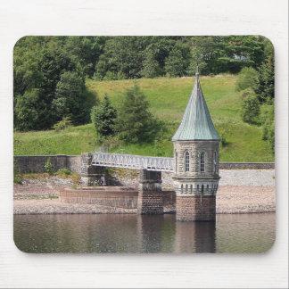 Pontsticill Reservoir, Wales Mouse Pad