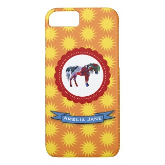 Pony and Sun iPhone 8/7 Case