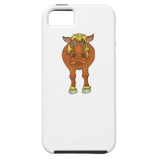Pony iPhone 5/5S Cover