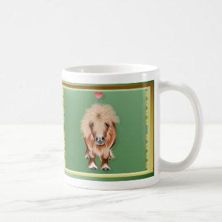 PONY COFFEE MUG