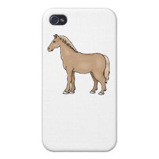 Pony iPhone 4/4S Cases