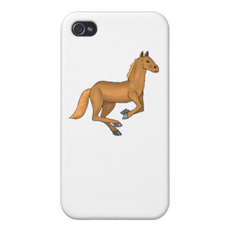 Pony Case For iPhone 4