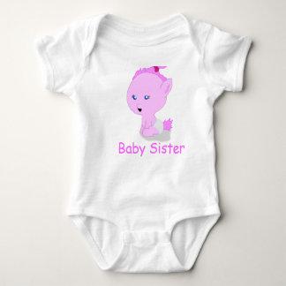 Pony Jumper Baby Bodysuit