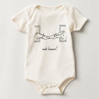 Pony Lines - Sweet Dreams! Ones-ie Baby Bodysuit