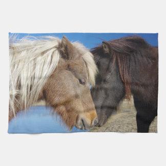 Pony Love Kitchen Towel Western Horse