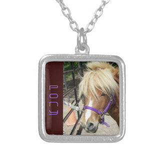 Pony Necklace