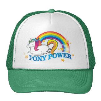 Pony Power Unicorn Cap