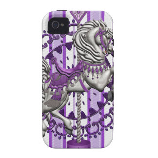 Pony Purple Vibe iPhone 4 Covers