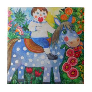 pony tile