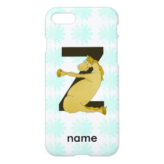 Pony Z Personalized Monogram iPhone 7 Case