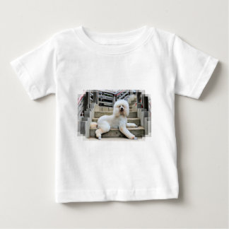 Poodle - Brulee - Trainer Baby T-Shirt