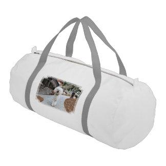 Poodle - Brulee - Trainer Gym Bag