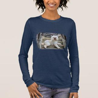 Poodle - Brulee - Trainer Long Sleeve T-Shirt