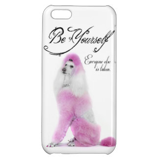 Poodle Cell Phone Case
