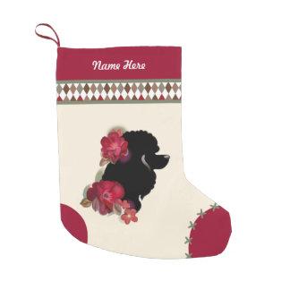 Poodle Christmas Stocking | Holidays Ornament