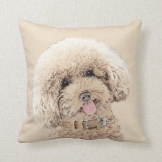 Poodle Cushion