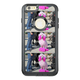 Poodle Day 2016 - Barnes - Pink Standard Poodle OtterBox iPhone 6/6s Plus Case