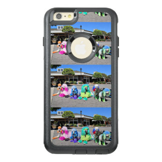 Poodle Day 2016 - Rainbow Poodles OtterBox iPhone 6/6s Plus Case