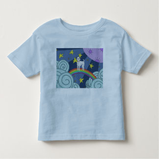 Poodle In Dreamland Tot Shirt