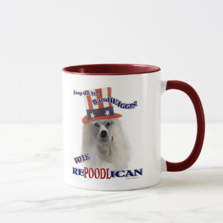 POODLE Lovers Gifts Mug