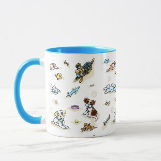 Poodle Mix-in It Up Mug