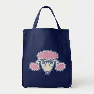 Poodle Nerd Bags