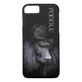 Poodle Phone Case