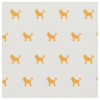 Poodle power fabric