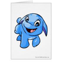 Poogle Blue cards
