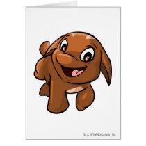 Poogle Brown cards