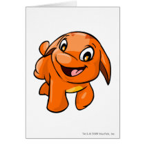Poogle Orange cards
