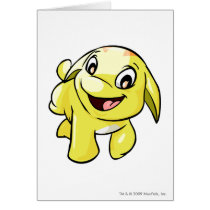 Poogle Yellow cards