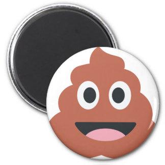 Pooh emoji magnet