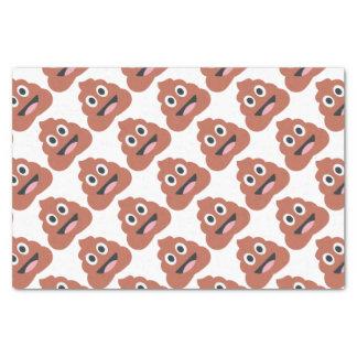 Pooh emoji tissue paper