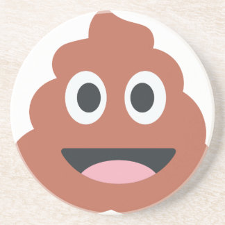 Pooh Twitter Emoji Coaster