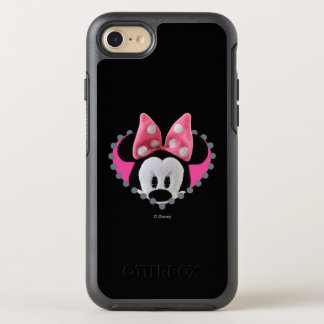 Pook-a-Looz Minnie | Peeking OtterBox Symmetry iPhone 8/7 Case