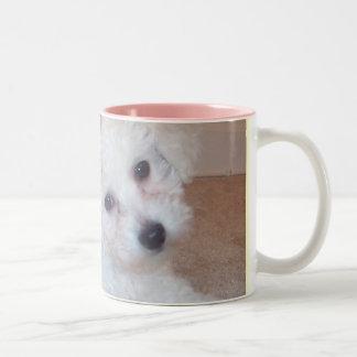 Pookie Two-Tone Coffee Mug