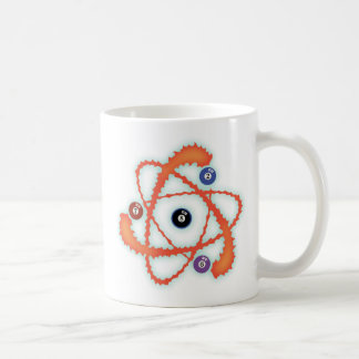 Pool Atom II Coffee Mug