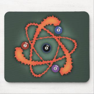 Pool Atom II Mouse Pad