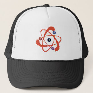 Pool Atom II Trucker Hat